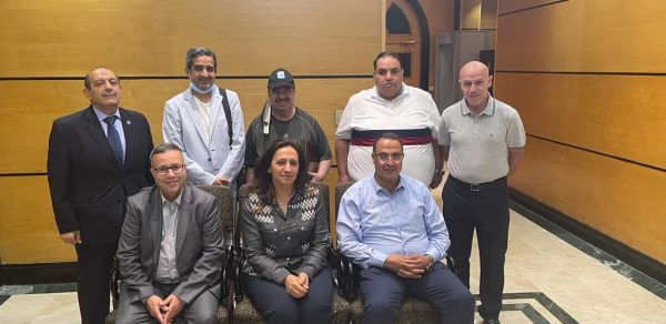 اجتماع المكتب التنفيذي للاتحاد العربي للثقافة الرياضية